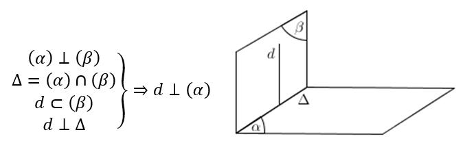 cách chứng minh đường thẳng vuông góc với mặt phẳng