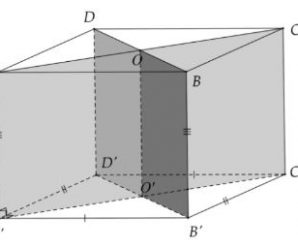 Cách chứng minh hai mặt phẳng vuông góc