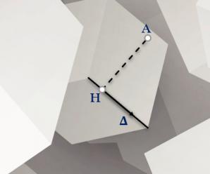 Công thức tính khoảng cách từ một điểm đến một đường thẳng