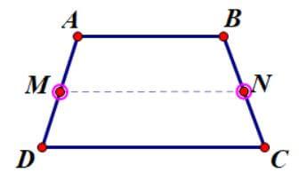 Đường trung bình của hình thang