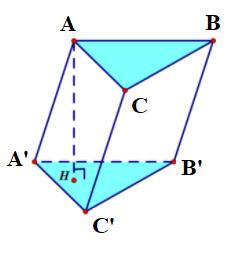 Hình lăng trụ tam giác