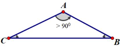 Tam giác tù