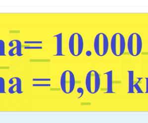 Hecta là gì? 1 ha bằng bao nhiêu m2, km2