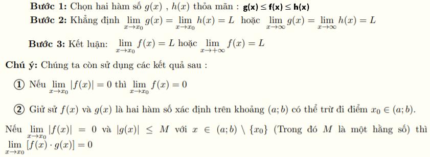 chuyên đề giới hạn hàm số lớp 11