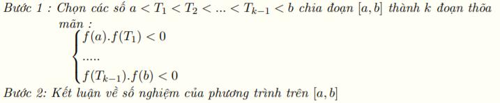 Sử dụng tính liên tục của hàm số để chứng min
