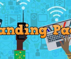 Landing Page là gì? Có những loại Landing Page nào?