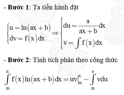 phương pháp tích phân từng phần