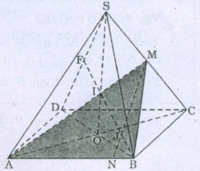 Hướng dẫn tìm giao tuyến của 2 mặt phẳng trong không gian