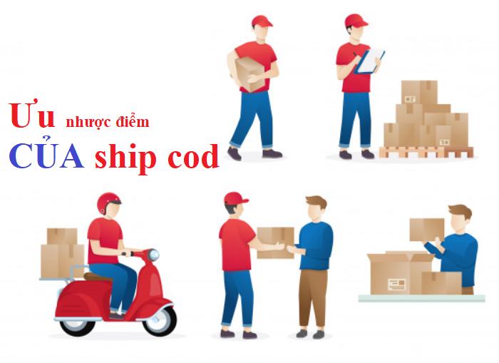 Ưu nhược điểm của ship Cod
