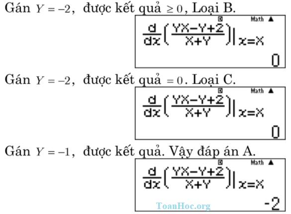 cách tìm m để hàm số đồng biến bằng máy tính
