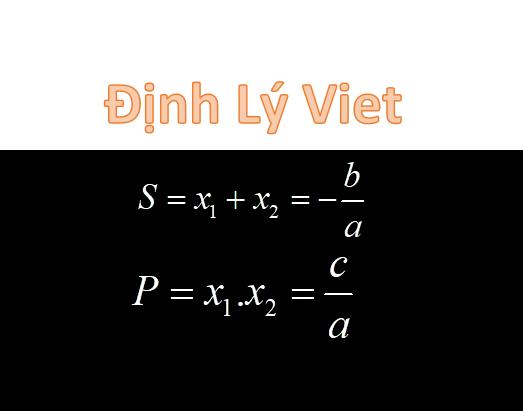 Định lý viet và ứng dụng giải 16 dạng bài tập quan trọng