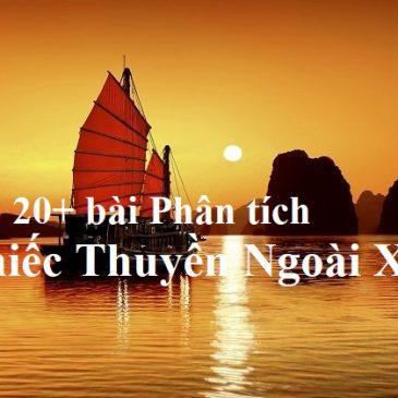 Top 20+ bài phân tích chiếc thuyền ngoài xa của Nguyễn Minh Châu